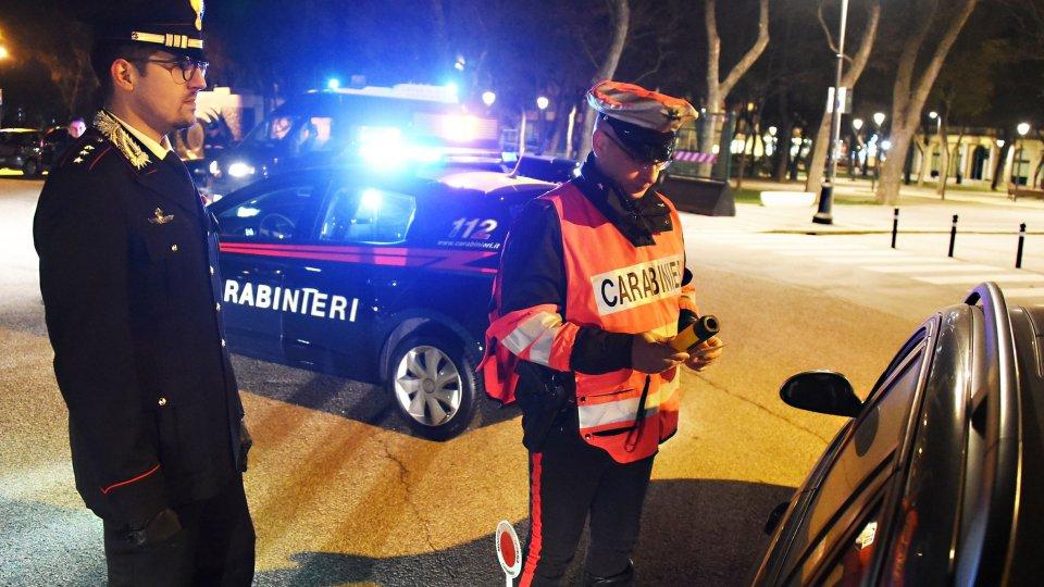 Rimini: 1 arresto e 11 denunce da parte dei Carabinieri