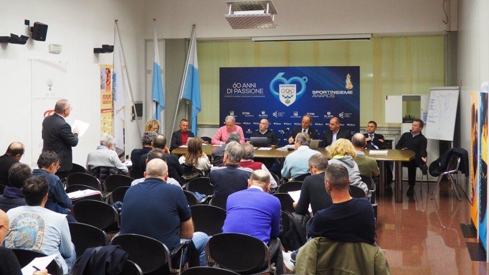 CONS: Ultime sedute dell'anno per Consiglio Nazionale e Comitato Esecutivo