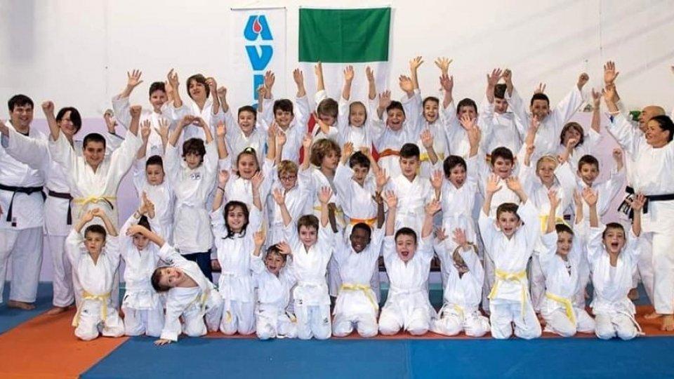 Accademia Karate Shotokan Titano protagonista al Trofeo KARATE di Forlì