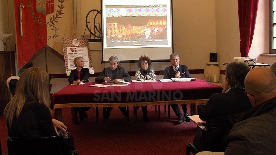 Nel servizio le interviste ad Andrea Gnassi (Sindaco Rimini) e Patrizia Rinaldis (Presidente Associazione Albergatori Rimini)