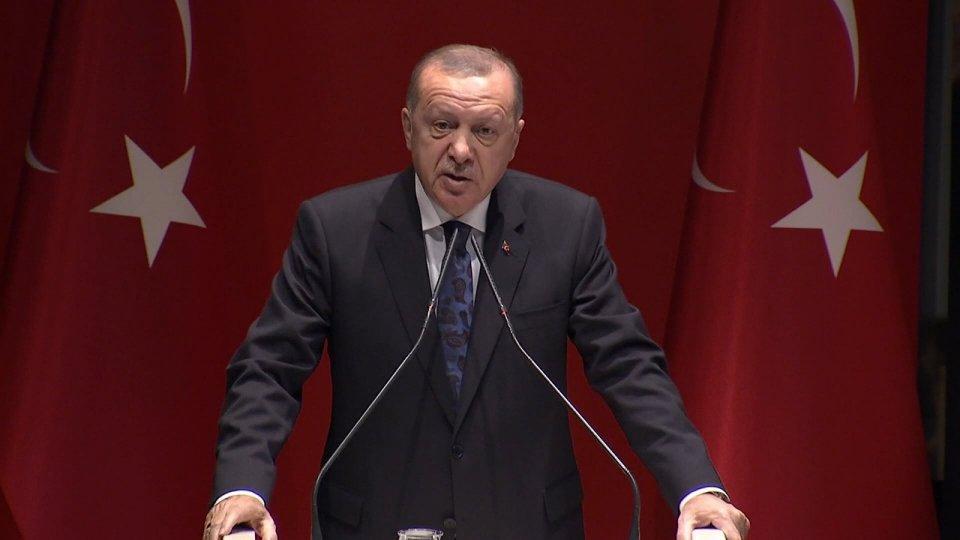 Il Presidente della Turchia Recep Tayyip ErdoganIl Presidente della Turchia Recep Tayyip Erdogan