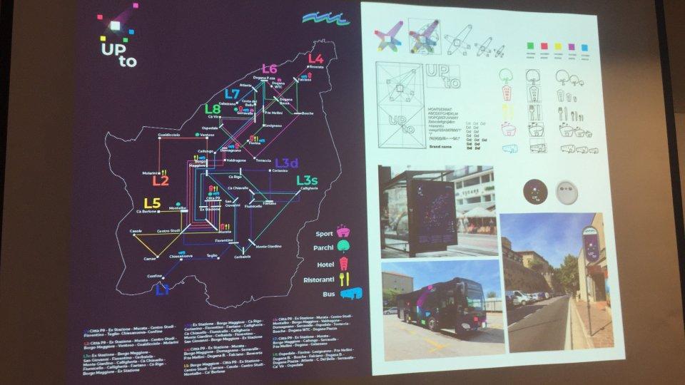 Nuova veste grafica per i trasporti pubblici di San Marino