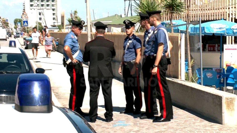 Rimini: calano furti e rapine. Il bilancio di fine anno dei Carabinieri