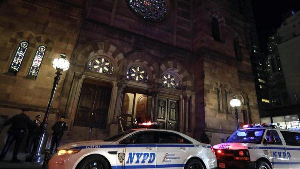 Immagine di repertorioUsa: attacco con machete nella casa di un rabbino, almeno 5 feriti