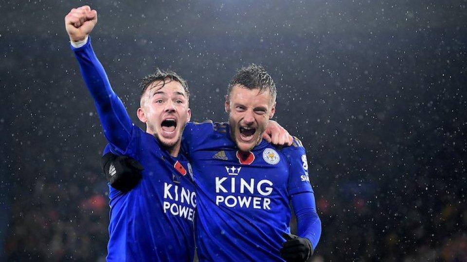 Calcio: Premier; vince il Leicester, scivolone Mourinho