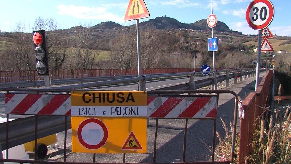 Federconsumatori Rimini: Ponte sulla Sp 14 (Ponte Verucchio) e disagi