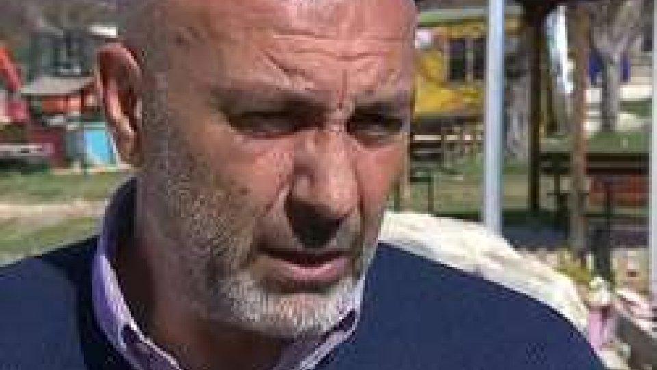 "Sergio PirozziAmatrice, al sindaco Pirozzi la ""Panchina d'oro"""