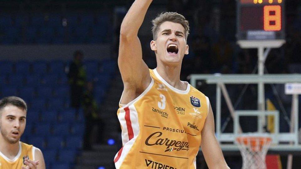 Basket: La Carpegna che non ti aspetti vince a Bologna 77-80