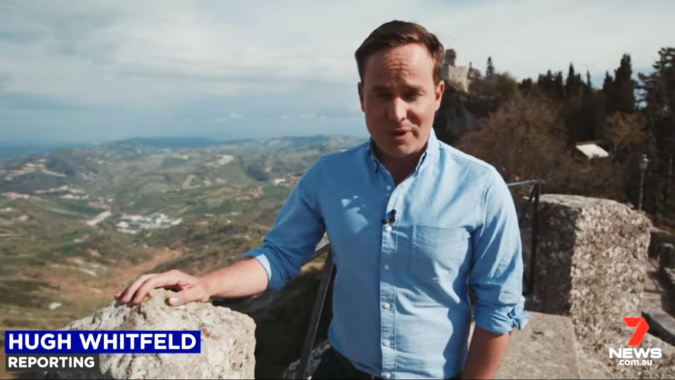Il primo network televisivo australiano dedica uno speciale a San Marino