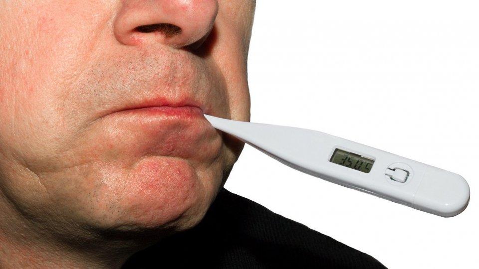 La temperatura del corpo umano sta scendendo