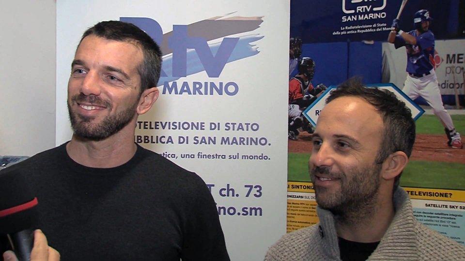 Alex De Angelis e Massimo Roccoli
