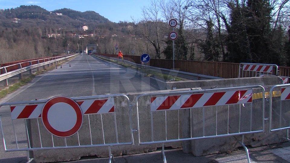 Provincia di Rimini: Domenica 19 gennaio riapre il ponte di Verucchio