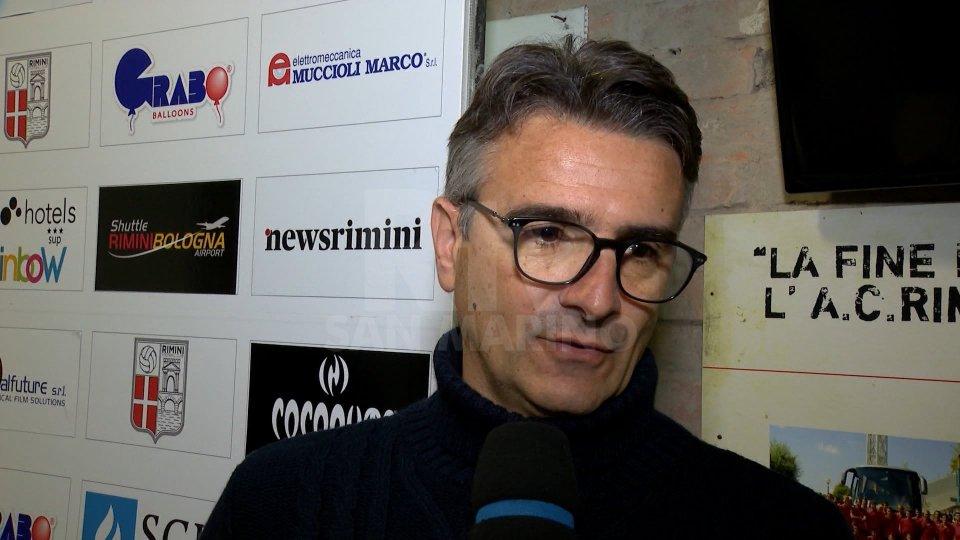 Il direttore sportivo Ivano Pastore