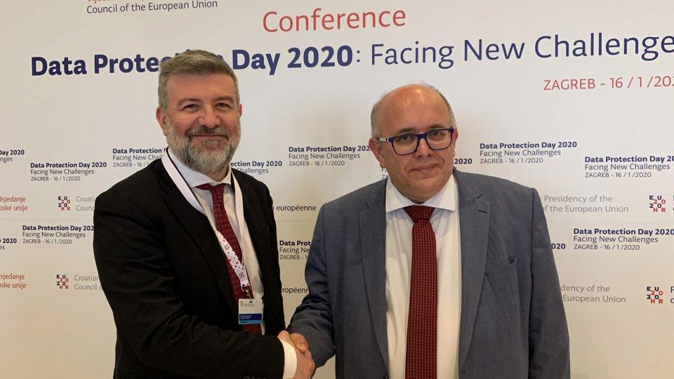 L'Autorità Garante di San Marino invitata a partecipare al Data Protection Day 2020 sotto la Presidenza della Croazia