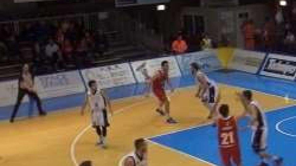 Basket, Serie B: Piacenza passa a Santarcangelo