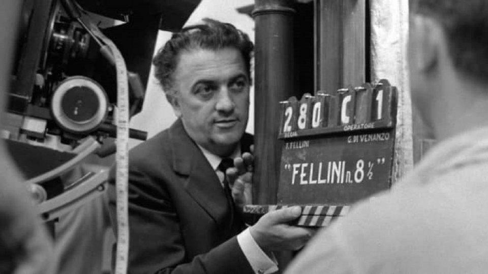Cento anni fa nasceva Federico Fellini