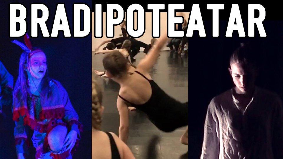 Bradipoteatar lancia il nuovo anno della Scuola di Teatro e Danza Creativa con lo spettacolo 'Un uomo comune'
