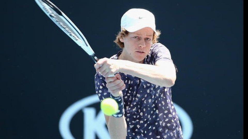 Australian Open: bene Sinner e Fognini