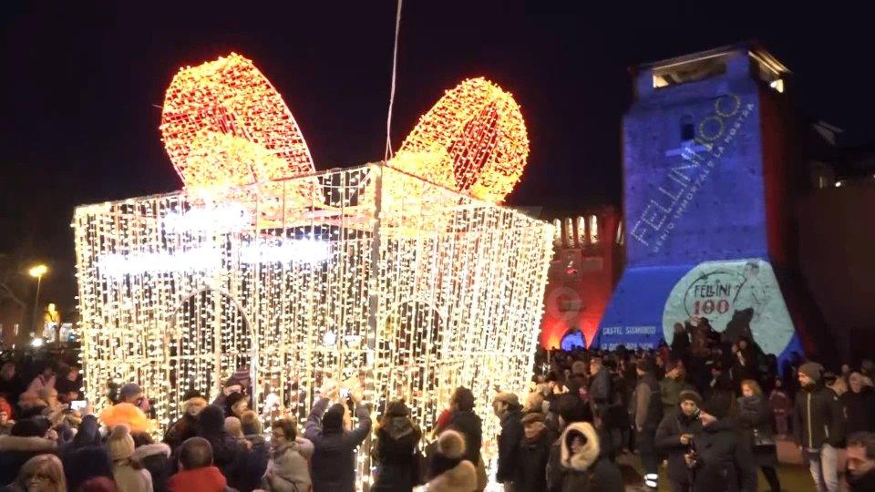Festeggiamenti a Rimini