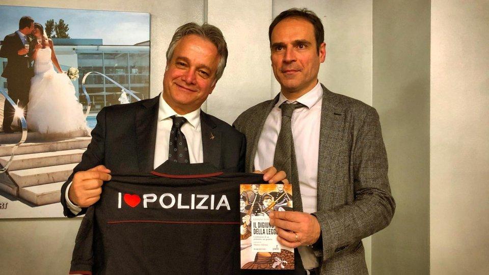 Il Comites San Marino alla presentazione del libro di Gianni Tonelli