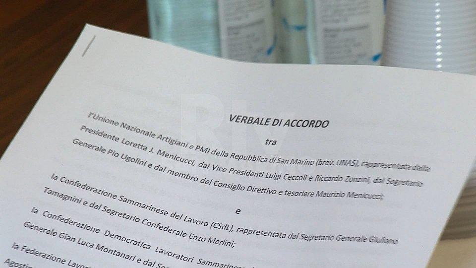 Contratto Artigianato: UNAS e CSU firmano accordo per aumenti in busta paga
