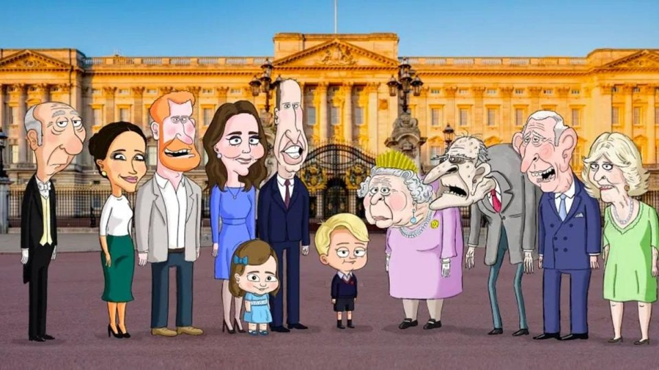 "Arriva ""The Prince"", il Buckin'cartoon"
