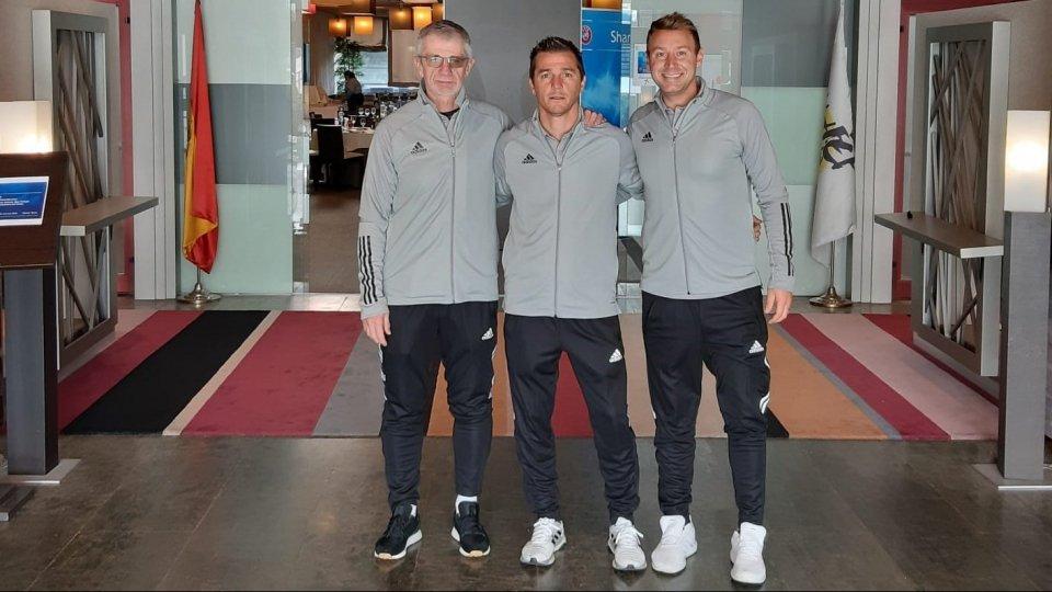 Anche la FSGC a Madrid per parlare di GK Coach Education