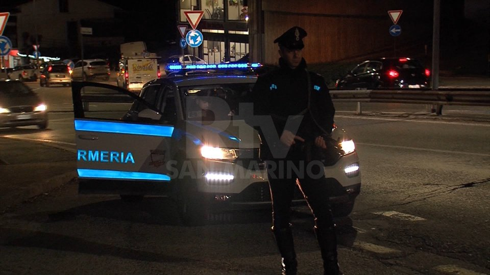 Dopo San Marino, furti in serie nel Rubicone