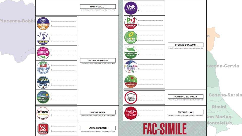 Elezioni Emilia-Romagna, il giorno del silenzio