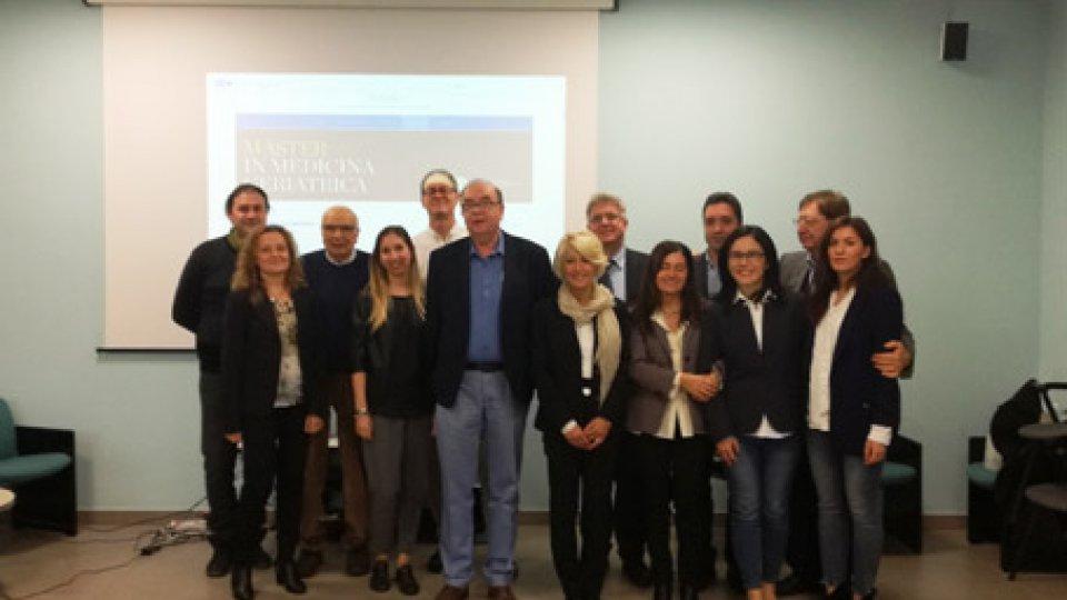 UniRsm: conclusa oggi la sesta edizione del master in medicina geriatrica
