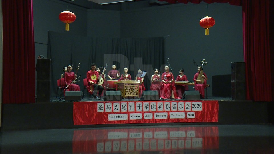 Festeggiato il Capodanno cinese a San Marino: musica tradizionale e incontro tra comunità