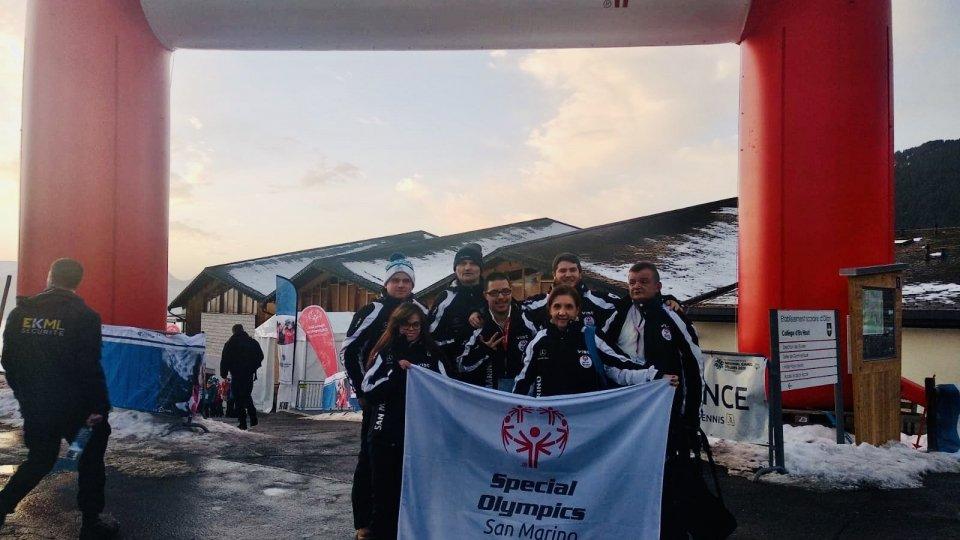 Special Olympics, bis di argenti ai Nazionali Invernali Svizzeri