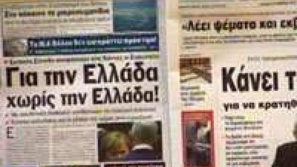 In Grecia una persona su quattro non ha il lavoro