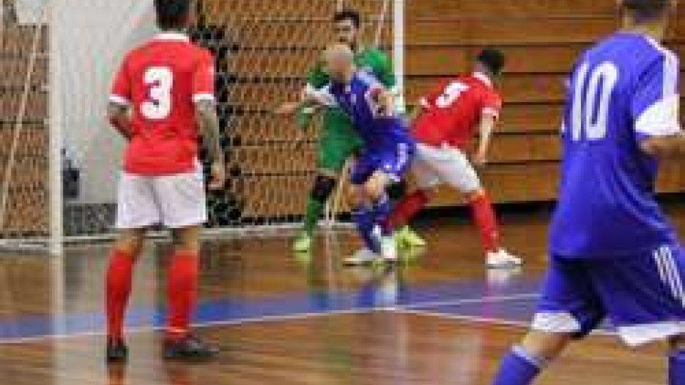 @fsgcFutsal: Nazionale sconfitta da Gibilterra 4-3