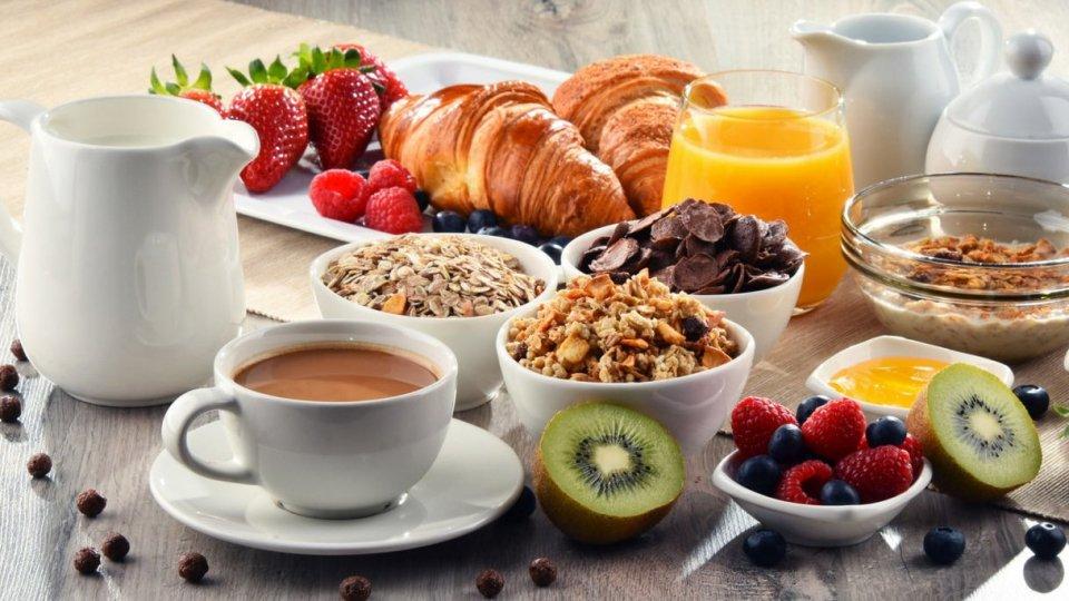Il mattino ha la colazione in bocca... condividi