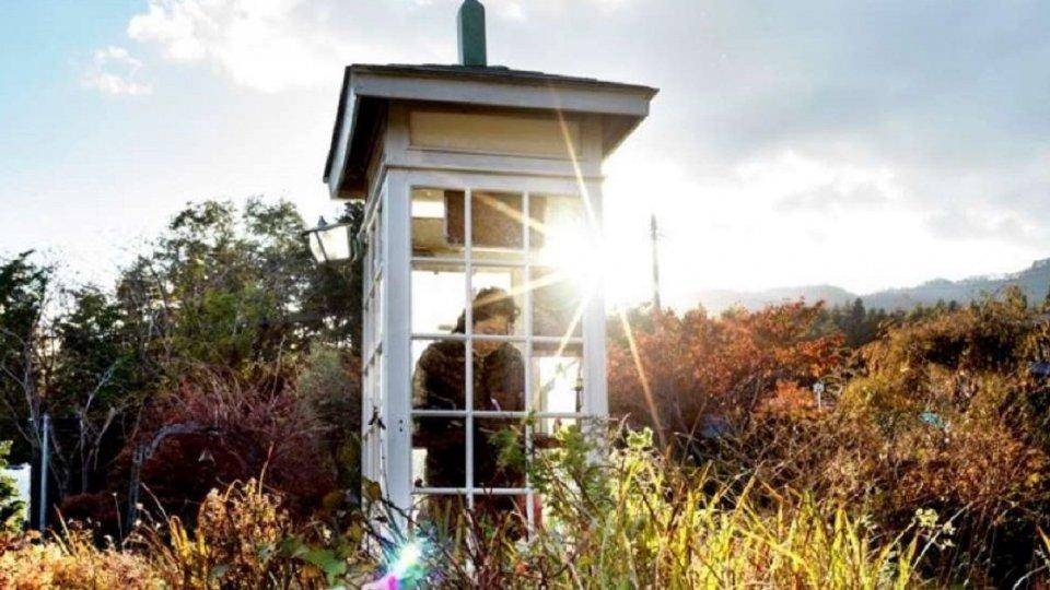 La cabina telefonica del vento