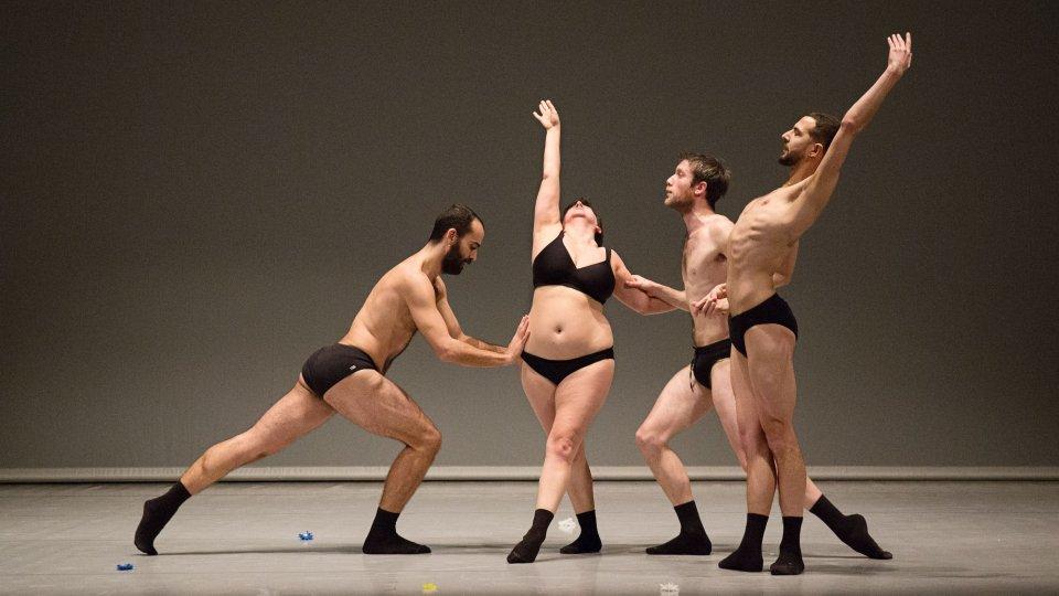 Graces, quando danza e scultura si incontrano