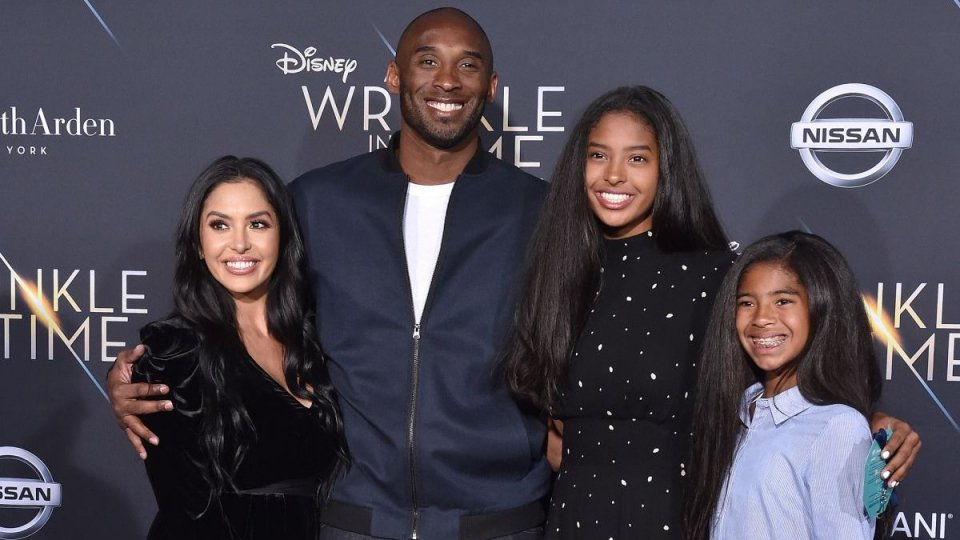 "Morte Kobe Bryant, Vanessa: ""sono completamente devastata"""