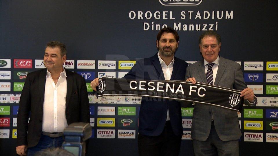 Nel servizio le parole di Alfio Pelliccioni, direttore sportivo del Cesena