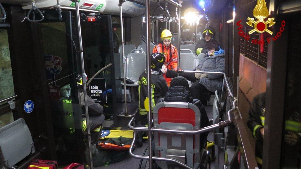Metromare: esercitazione in caso di incendio e incidente