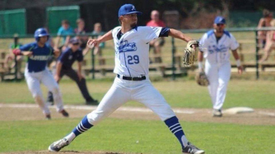 San Marino Baseball, preso il lanciatore Kourtis