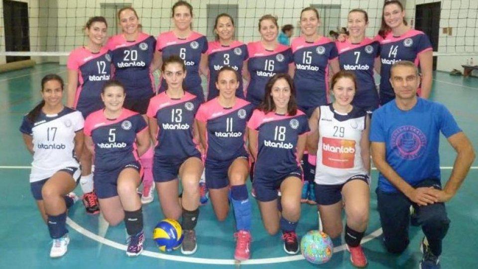 Juvenes Titanlab Volley cede al Santarcangelo