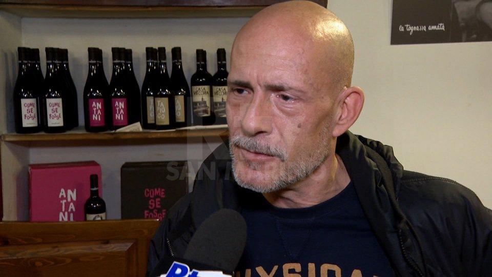 Nel video l'intervista a Gianmarco Tognazzi