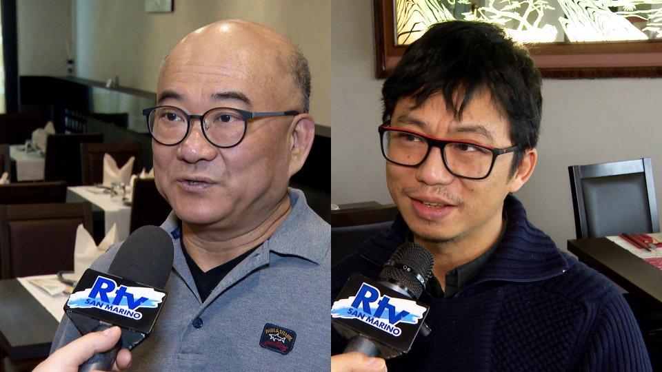 Nel servizio le interviste a Paolo Wong e XuXuyan Hu