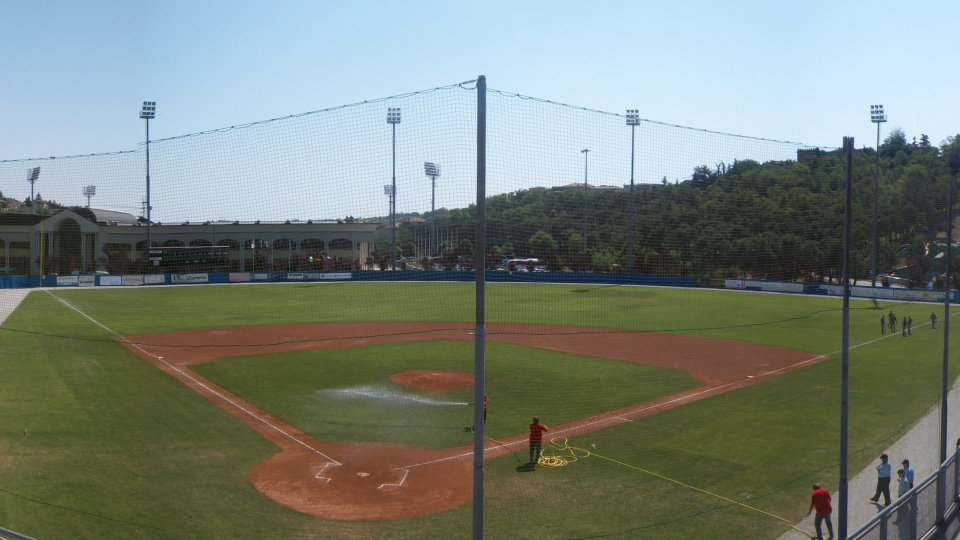 Lunedì si raduna il San Marino Baseball