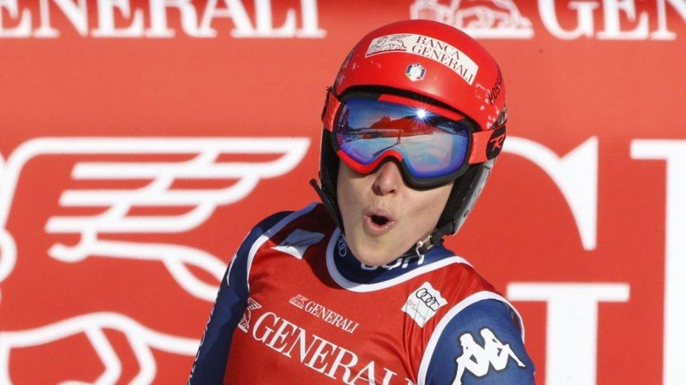 Sci, Cdm donne: Federica Brignone seconda nella libera di Garmisch, vince Viktoria Rebensburg