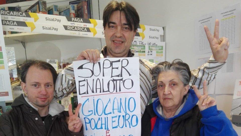 Superenalotto: vinti 56 mila euro con schedina giocata a Cailungo