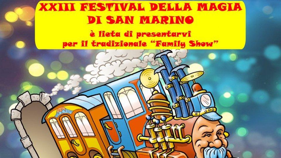 Magic Bunny show a San Marino