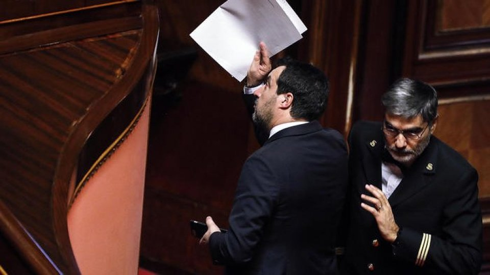Nel servizio l'intervista a Matteo Salvini