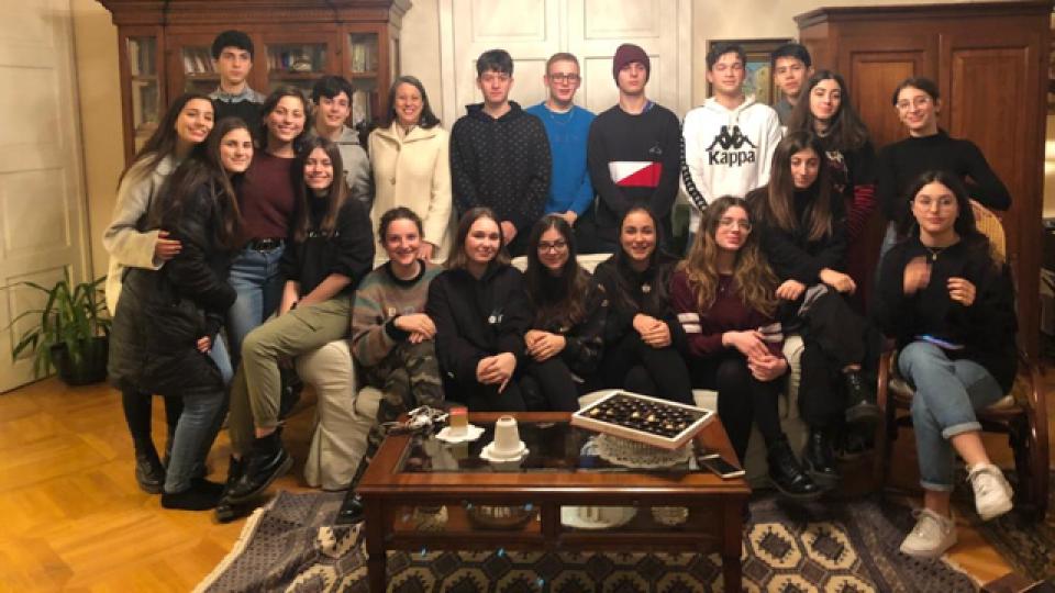 Segreteria Affari Esteri: rientro dei 17 studenti sammarinesi dall'International School di Vienna